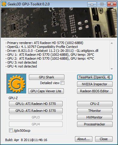 GPU Toolkit 0.2.0