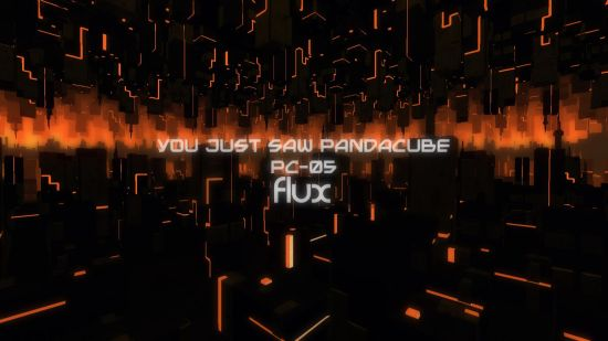 Demoscene - PC-05: Flux by Panda Cube