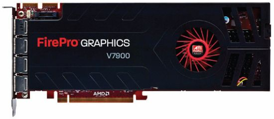 AMD FirePro V7900