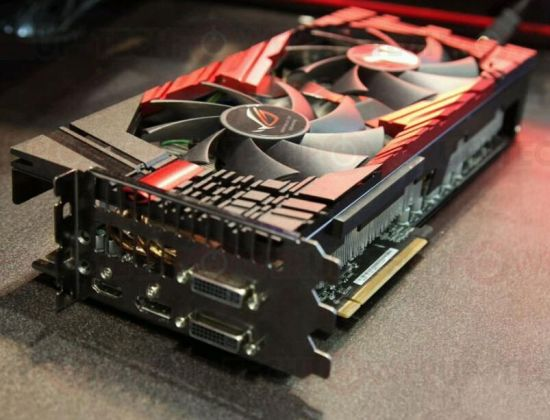 ASUS MARS II Dual-GPU GTX 590