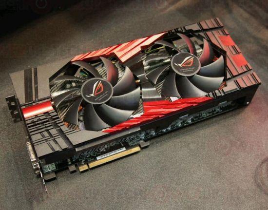 ASUS MARS II Dual-GPU GTX 590