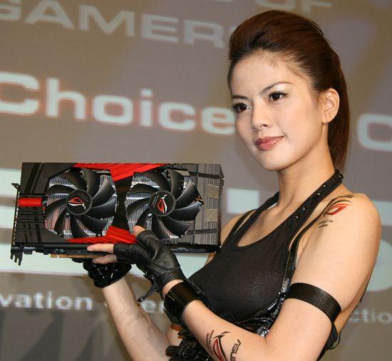 ASUS MARS II Dual-GPU, dula GTX 580, GTX 590