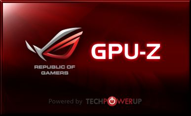 GPU-Z 0.5.3 ROG edition