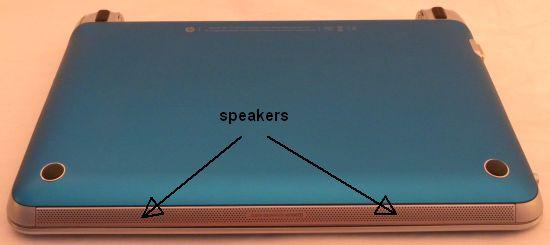 HP Mini 210-2100 Netbook