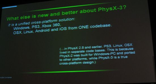 PhysX 3.x