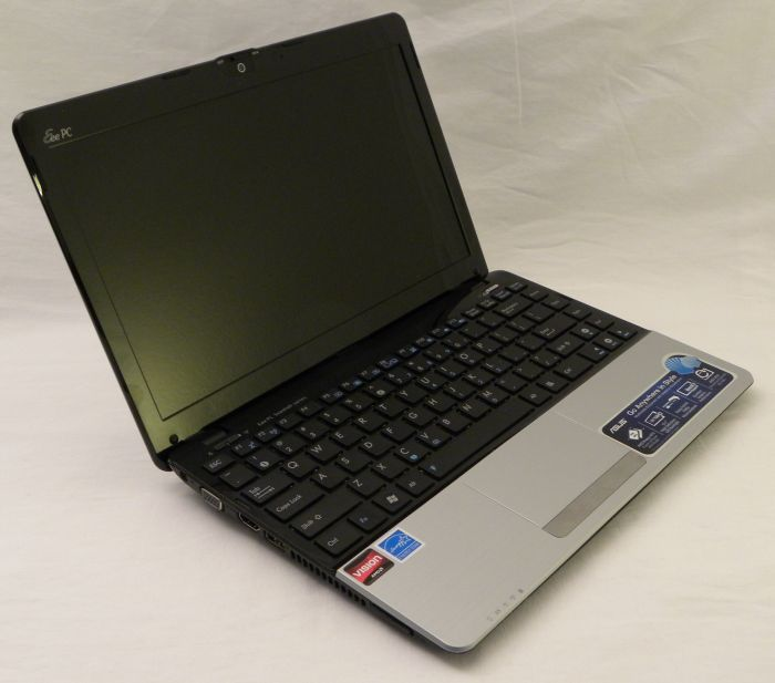 ASUS Eee PC 1215B Netbook Review