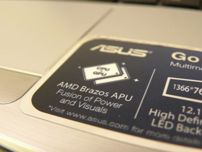 UPDATED) ASUS Eee PC 1215B Netbook Review (AMD Fusion Brazos APU ...