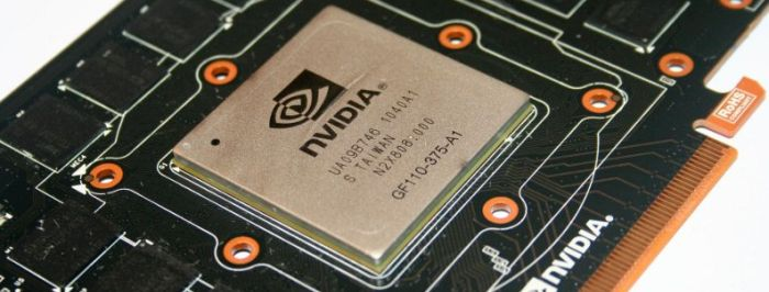 NVIDIA GF110 GPU, GTX 580