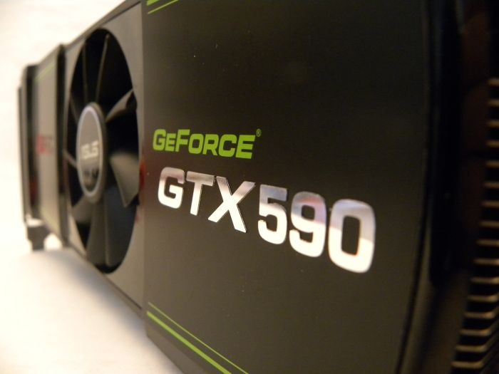 ASUS GeForce GTX 590 review