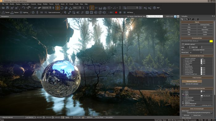 CryENGINE 3 Free SDK