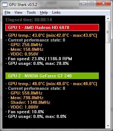 GPU Shark 0.5.2