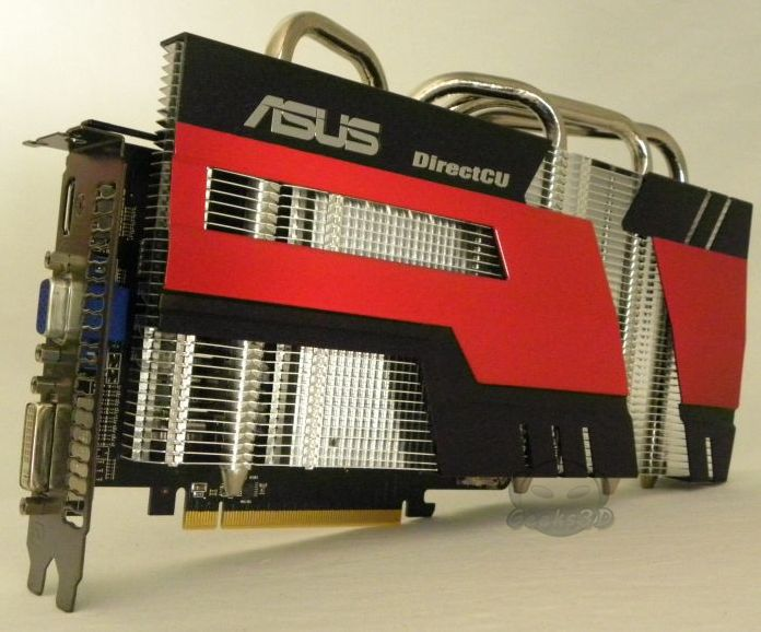 ASUS Radeon HD 6770 DirectCU Silent review