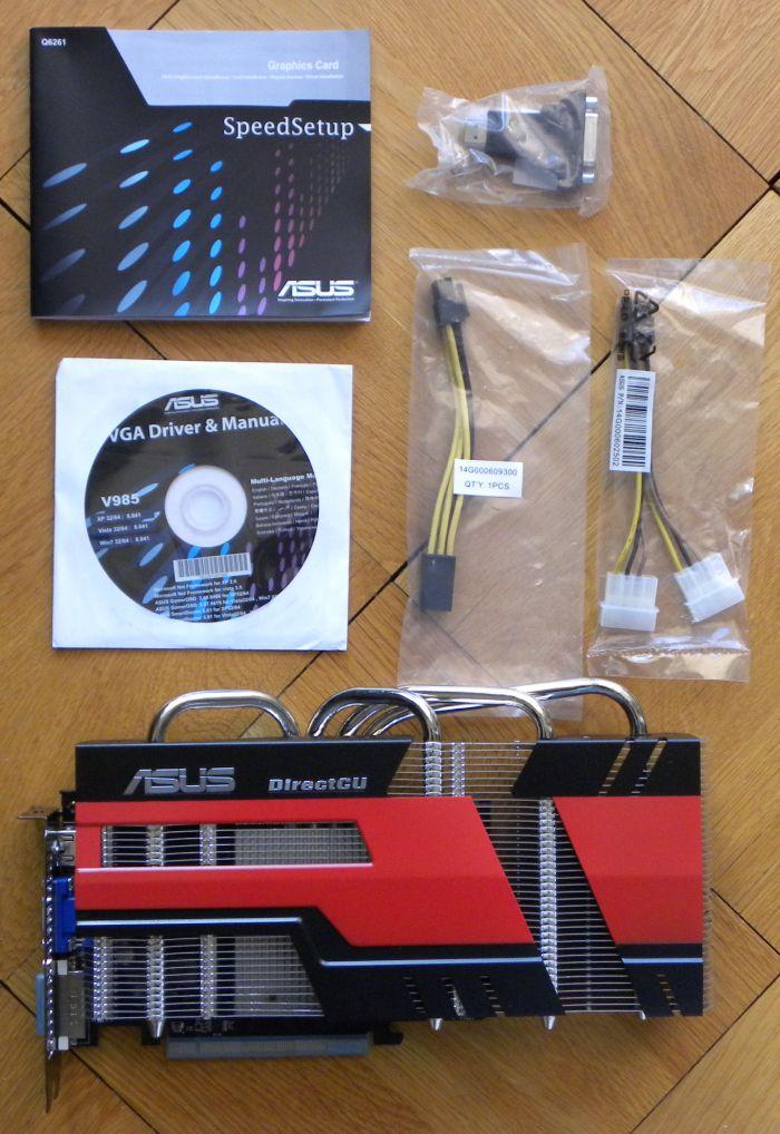 ASUS Radeon HD 6770 DirectCU Silent
