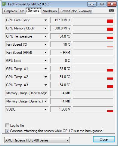 ASUS Radeon HD 6770 DirectCU Silent, GPU-Z details