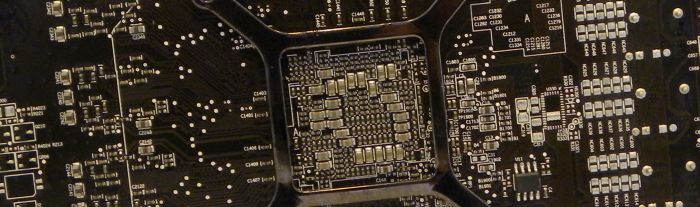 AMD Radeon PCB