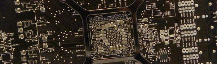 AMD Radeon PCB