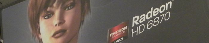 Sapphire Radeon HD 6870