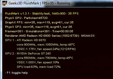 Hybrid PhysX Patch v1.05ff, FluidMark