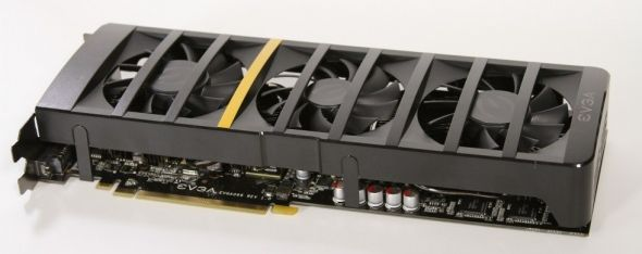 EVGA GeForce GTX 560 Ti 2Win 2GB Dual-GPU