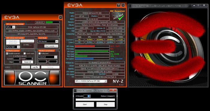 EVGA OC Scanner 1.8.1