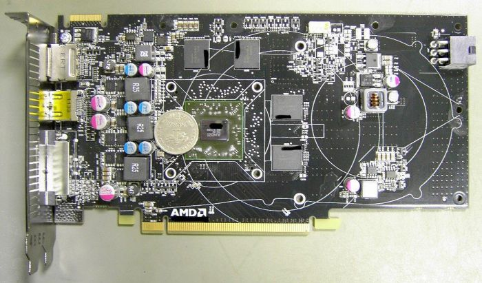 Radeon HD 7770 graphics card