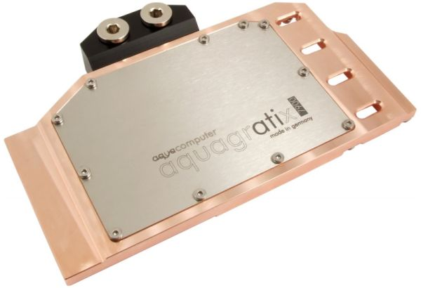 aquagrATIx waterblock for radeon HD 7970 and HD 7950