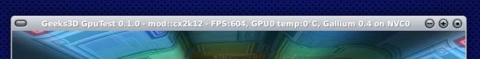 Gallium3D Nouveau NVC0 Renderer: OpenGL Extensions