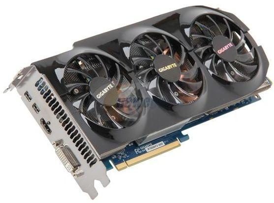 GIGABYTE Radeon HD 7950