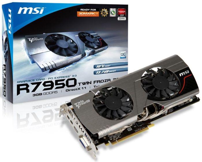 MSI Radeon HD 7950