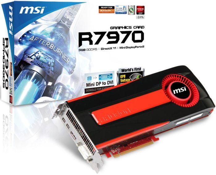 MSI Radeon HD 7970