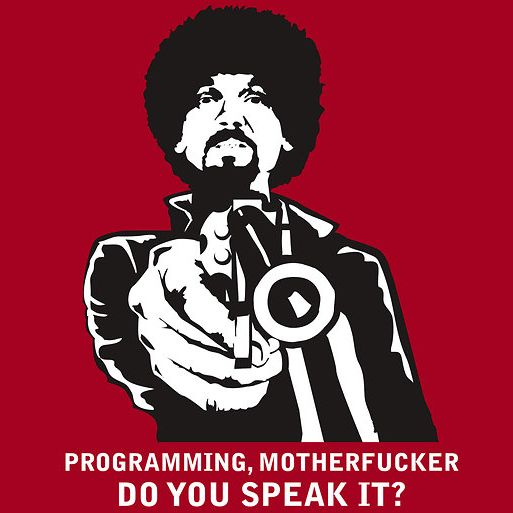 Become a Programmer, Motherfucker!