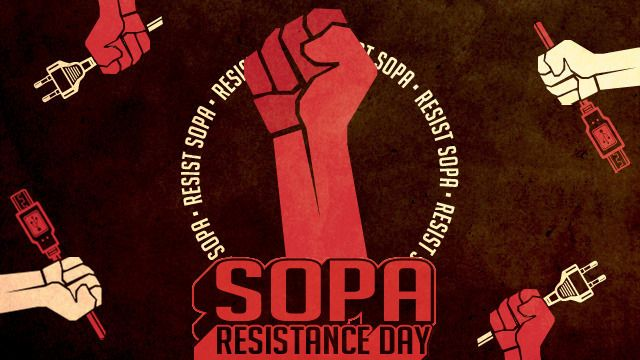 SOPA - Resistance day