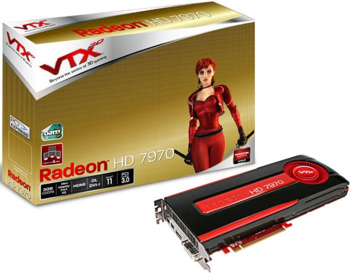 VTX Radeon HD 7970