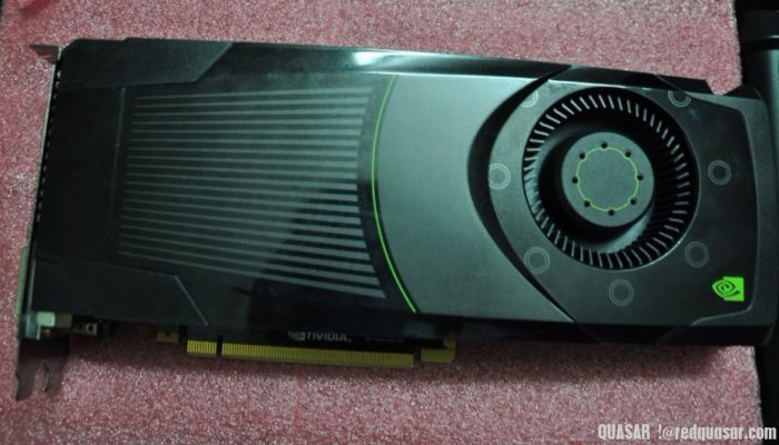 GeForce GTX 680 board