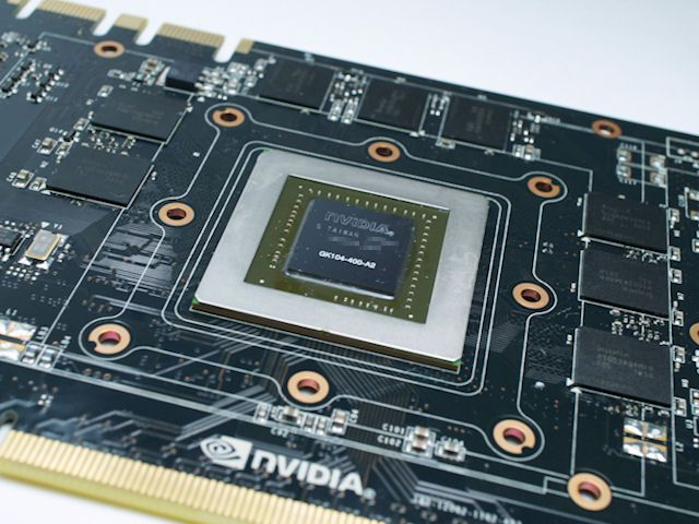 GeForce GTX 680, Kepler GK104 GPU