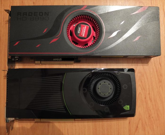 GeForce GTX 680 vs Radeon HD 6990