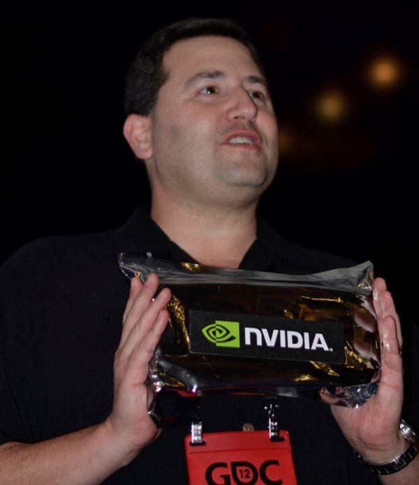 NVIDIA Kepler based board