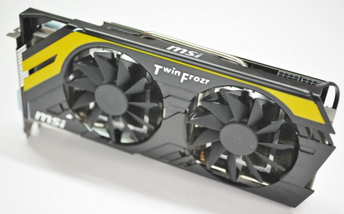 MSI HD 7970 Lightning