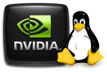 NVIDIA Linux logo