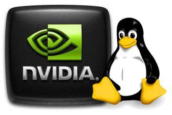 NVIDIA Linux logo