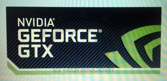 NVIDIA GeForce GTX new logo