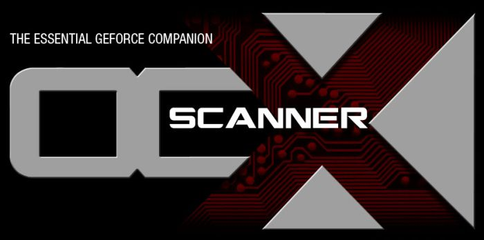 EVGA OC Scanner X logo