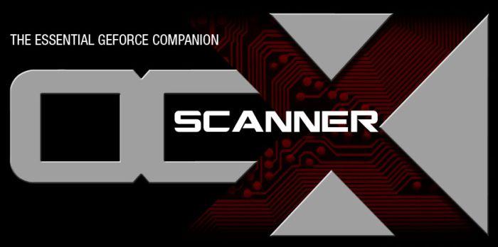 EVGA OC Scanner X logo