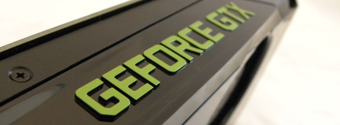 GeForce GTX 680 - VGA cooler detail