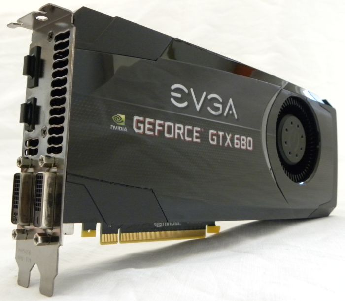 EVGA GeForce GTX 680