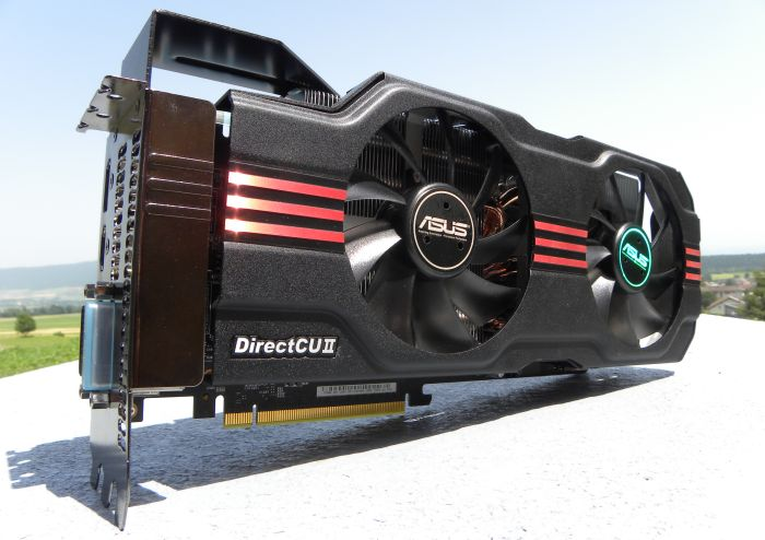 ASUS GTX 680 DirectCU II TOP Review