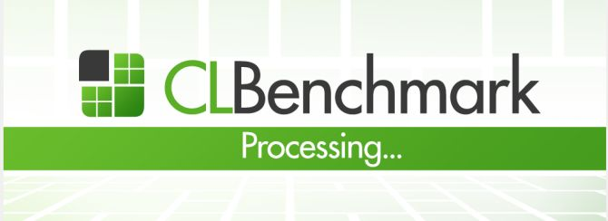 CLBenchmark, OpenCL benchmark