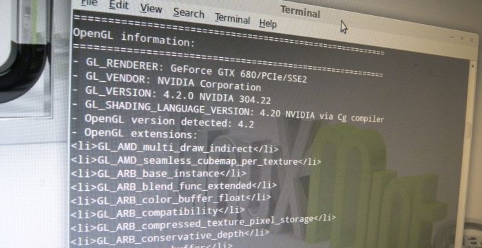 NVIDIA R304.22 Linux Mint 13