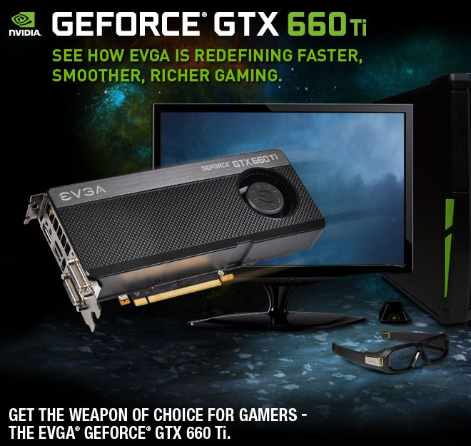 EVGA GeForce GTX 660 Ti