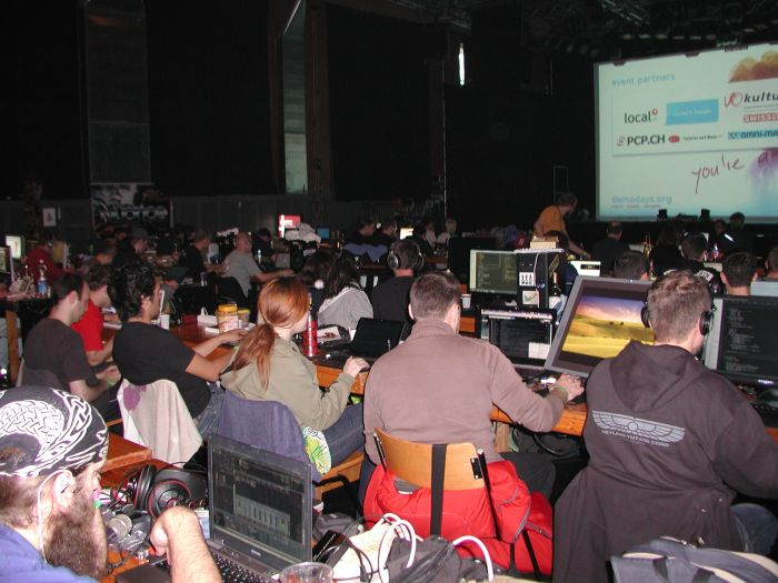 (Demoscene) Demodays 2012 (B